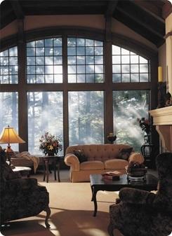 wood windows from andersen