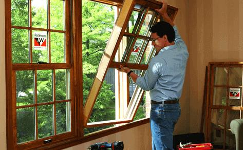 contractors that install Andersen windows and doors in Chicago