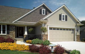 House with Mastic Product Chicago