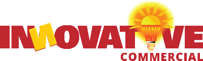 commercial rain gutter logo innovative home concepts
