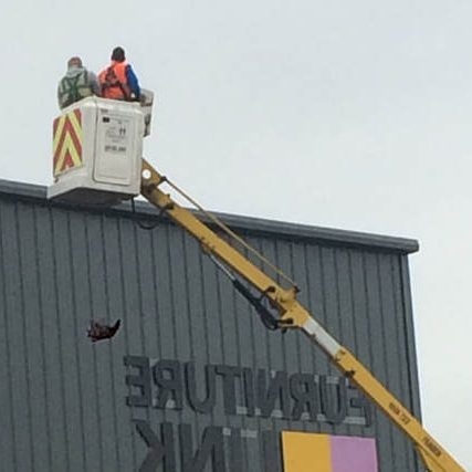 commercial gutter cleaning, repairs, and maintanence