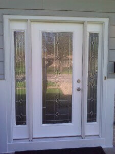entry door installation in Crystal Lake IL