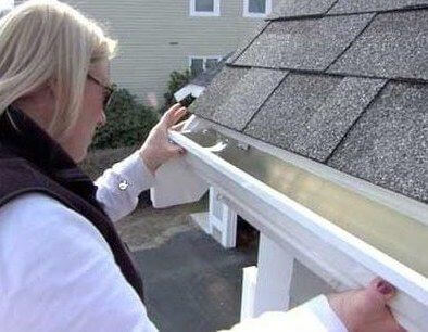 Do It Yourself Gutter Install