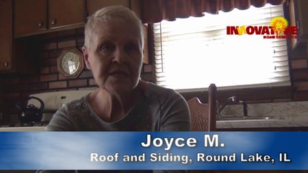 joyce M from round lake review