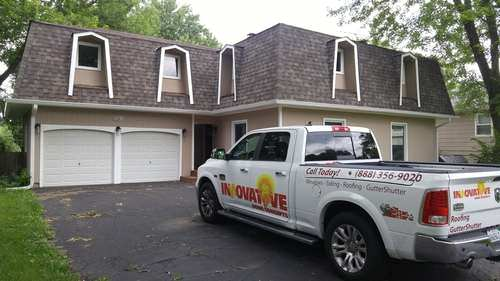Mansard Roof Installation in Cary IL