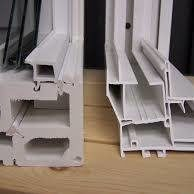 PVC composite windows from OKNA