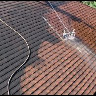 roof cleaning company near me