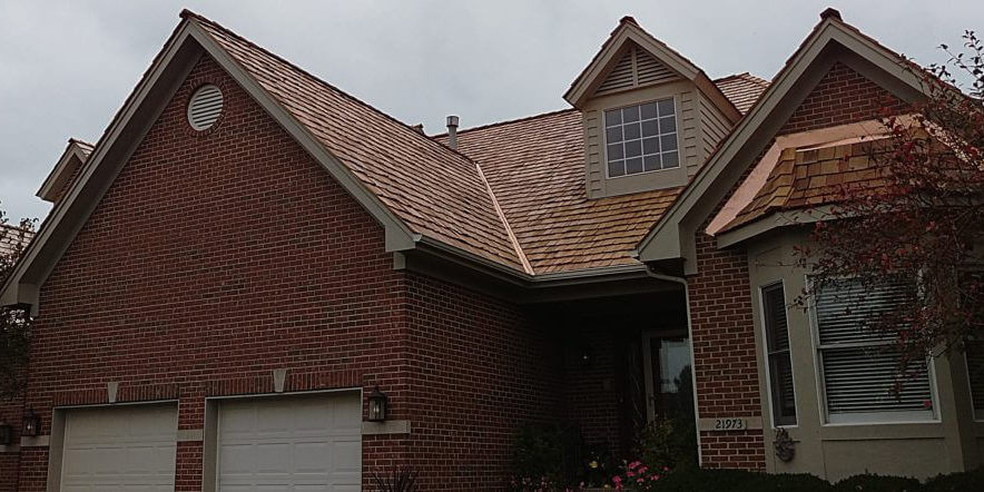 free quotes on wood roof installs